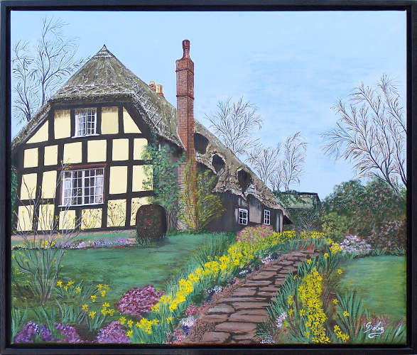 Thatched Cottage Herefordshire